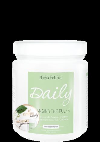 Хранителна добавка Daily с хиалуронова киселина