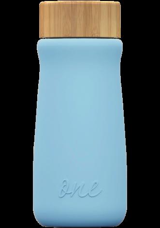 ONEconic Ocean – еко бутилкa от стъкло